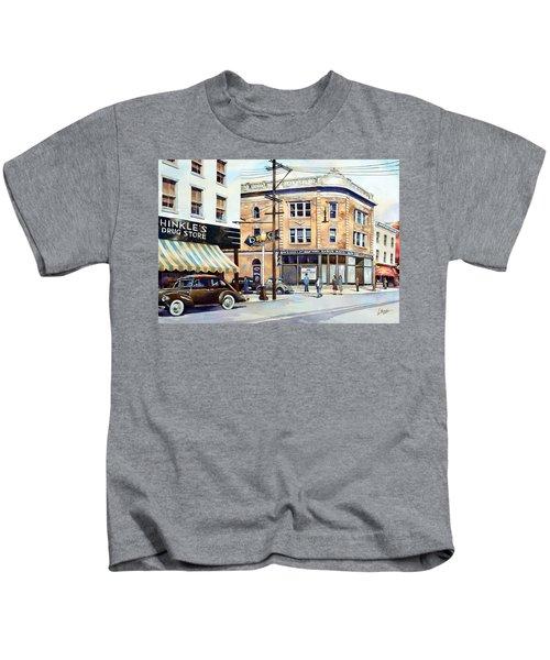 Vintage Color, Hinkle's Kids T-Shirt