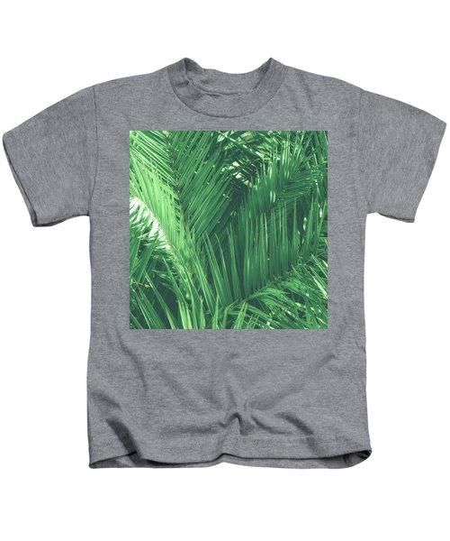 Vintage Palms I Kids T-Shirt