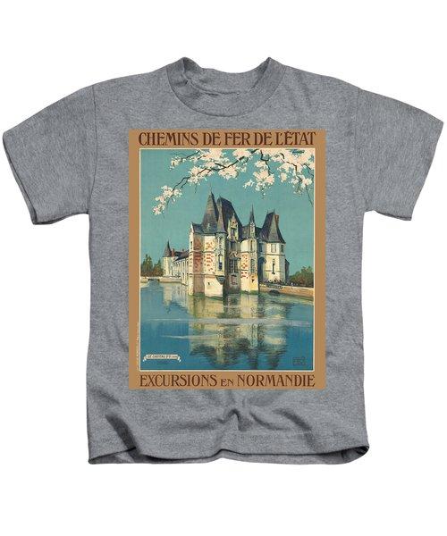 f6732c7e6c53 Vintage Poster - Johann Wolfgang Von Goethe Kids T-Shirt
