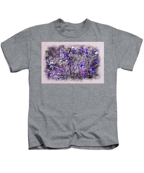 Violet Mood Kids T-Shirt