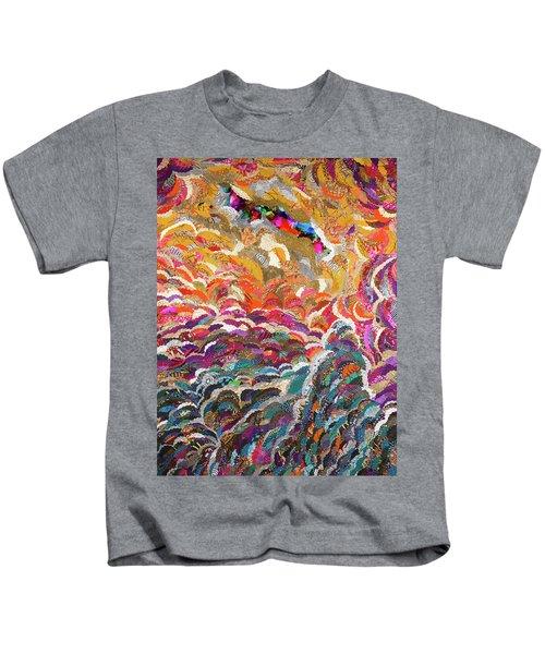 Ohun Olurun Voice Of God  Kids T-Shirt