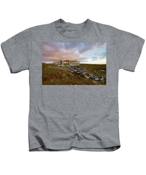 Waiting For Fair Wind #5 Kids T-Shirt