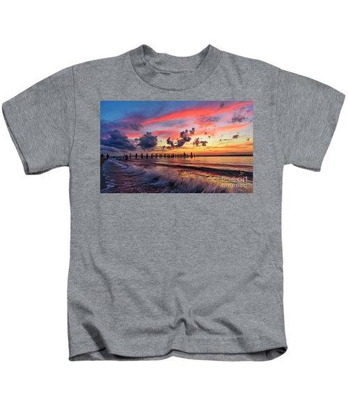 Wake Ripples Kids T-Shirt