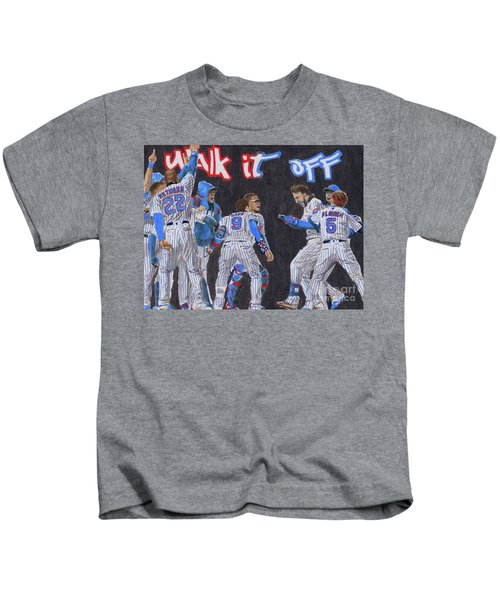 Walk It Off Kids T-Shirt