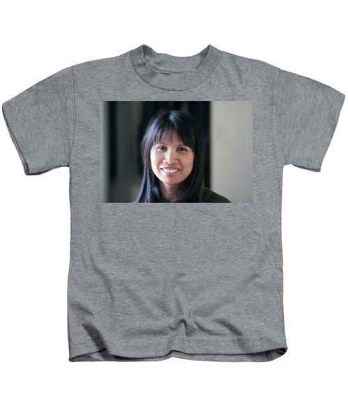 Waree's Lovely Smile Kids T-Shirt