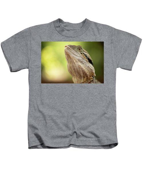 Water Dragon. Kids T-Shirt