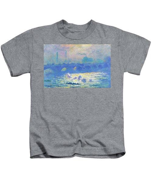 Waterloo Bridge - Digital Remastered Edition Kids T-Shirt