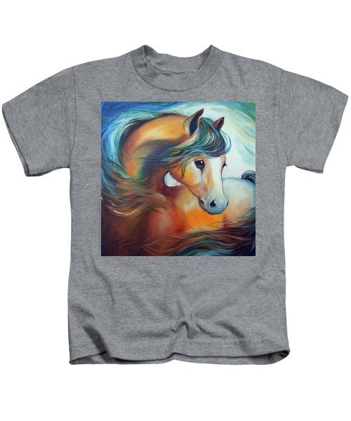 Wendy My Horse Kids T-Shirt