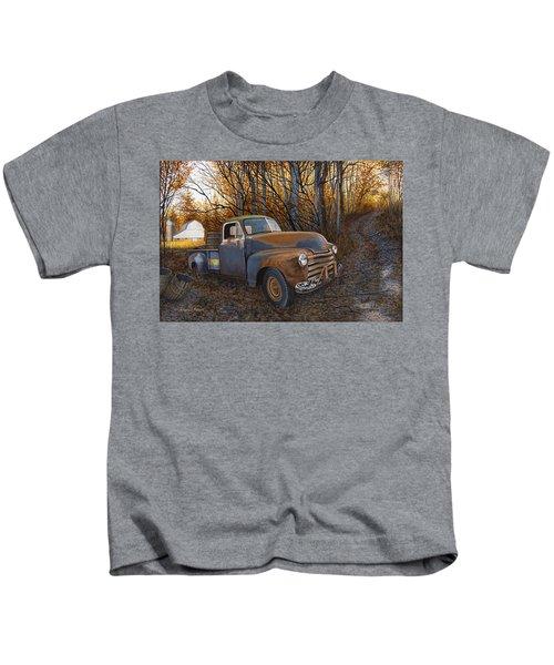 Whiskey Run Kids T-Shirt
