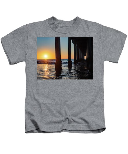 Window Under Scripps Kids T-Shirt