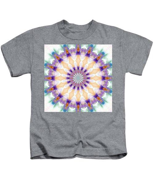 Winter Daisy Kids T-Shirt