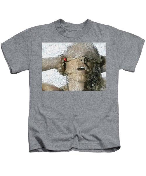 Winter Is Here Kids T-Shirt