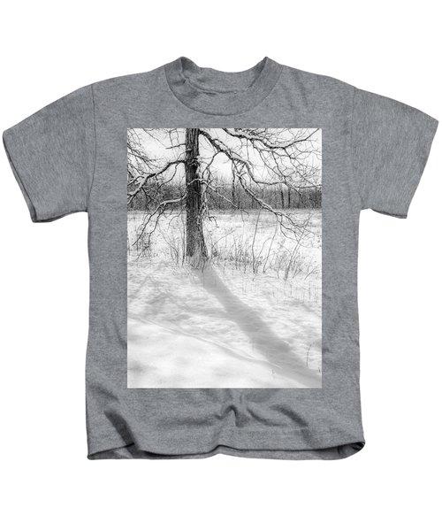 Winter Simple Kids T-Shirt