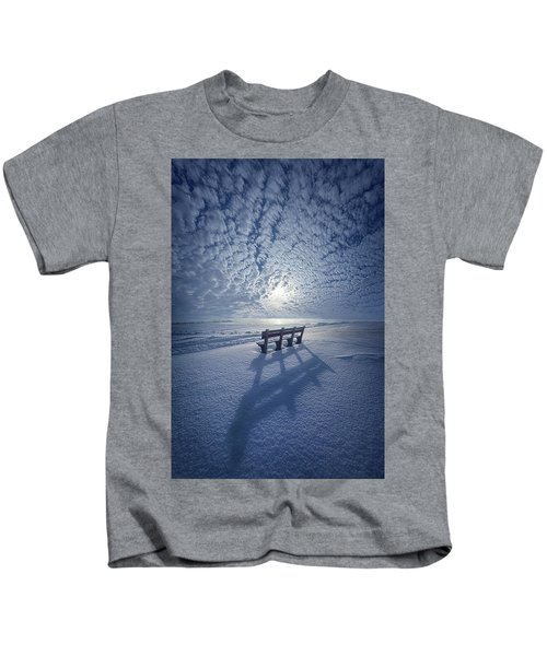 Within The Absence Are The Memories Kids T-Shirt