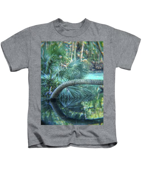 Witnessing Nature Kids T-Shirt