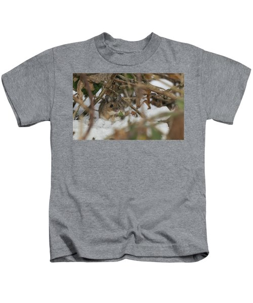 Wood Mouse Kids T-Shirt