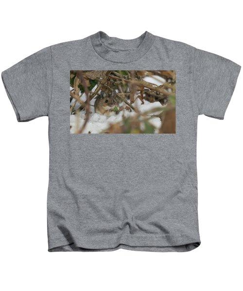 Wood Mouse Kids T-Shirt