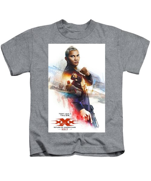 xXx Return of Xander Cage Kids T-Shirt