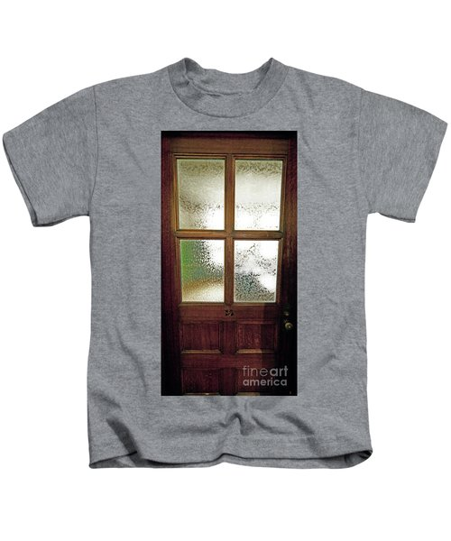 Yerkes Observatory Williams Bay Door 13 Jele3503 Kids T-Shirt