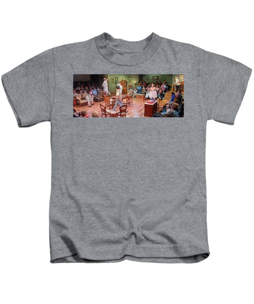 You Can't Take It With You  Kids T-Shirt