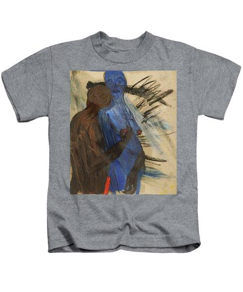Zeus And His Thunderbolt Kids T-Shirt