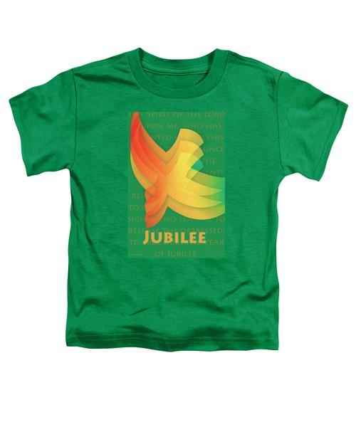 Jubilee Toddler T-Shirt