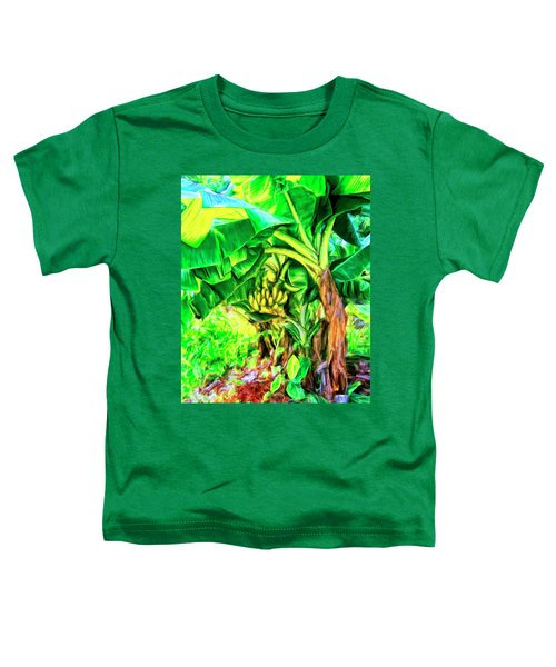 Bananas In Lahaina Maui Toddler T-Shirt
