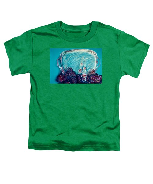 Bottle Reflection Toddler T-Shirt