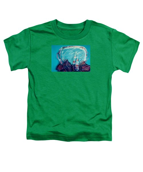 Bottle Reflection Toddler T-Shirt