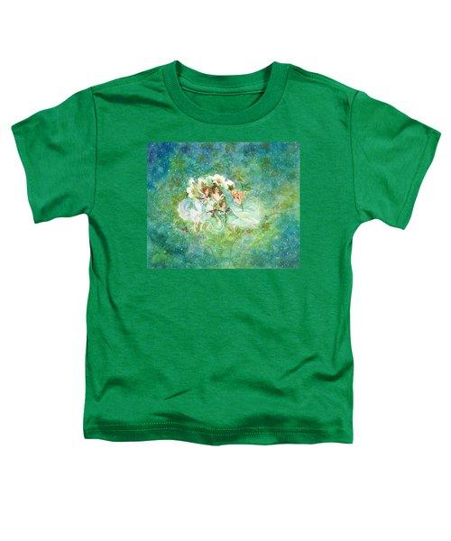 Christmas Fairies Toddler T-Shirt