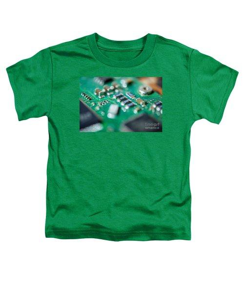 Computer Board Toddler T-Shirt