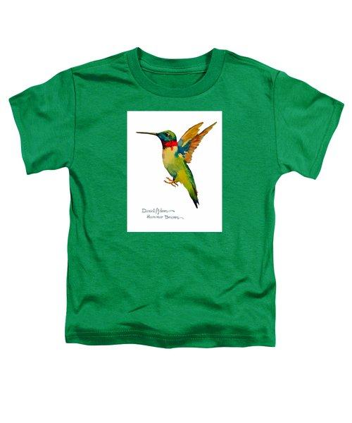 Da166 Hummer Dreams Daniel Adams Toddler T-Shirt