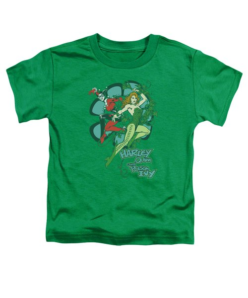 Dc - Harley And Ivy Toddler T-Shirt