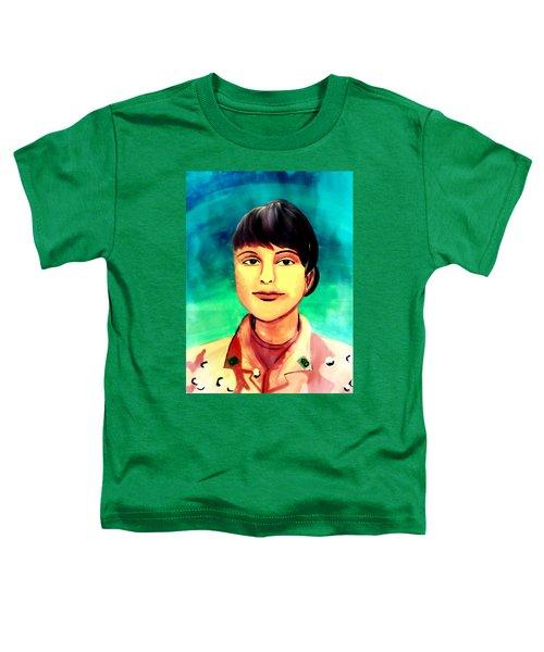 Desert Storm Jennifer Toddler T-Shirt
