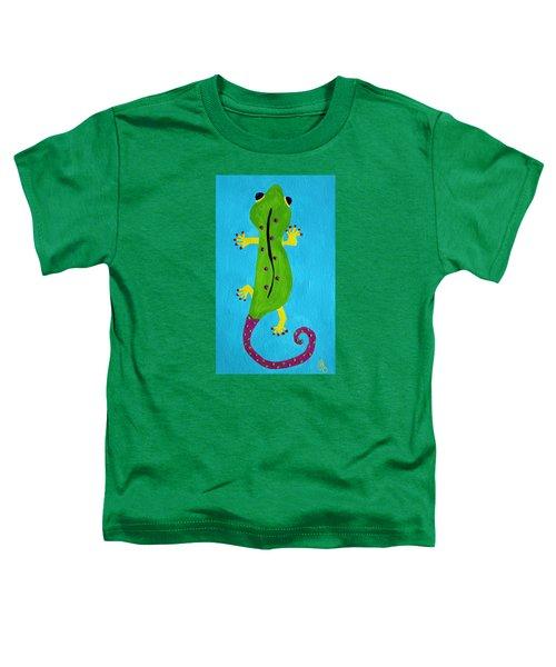 Gecko Gecko Toddler T-Shirt