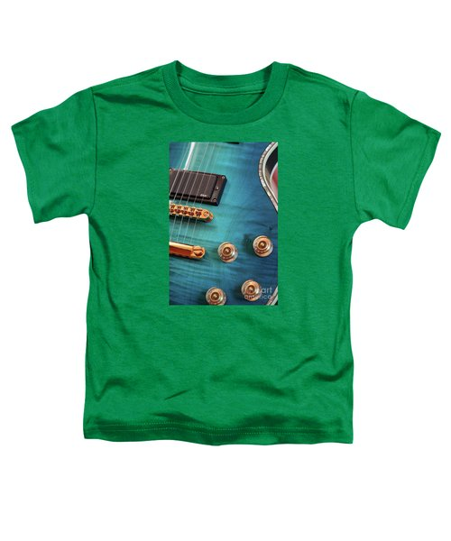 Guitar Blues Toddler T-Shirt