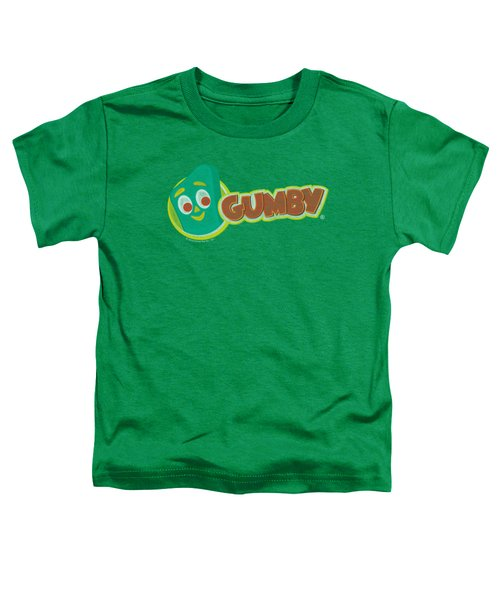 Gumby - Logo Toddler T-Shirt