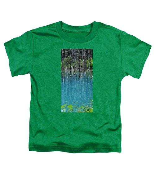 Liquid Forest Toddler T-Shirt