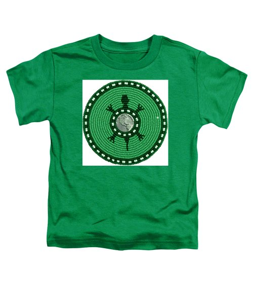 Peace On Earth Toddler T-Shirt