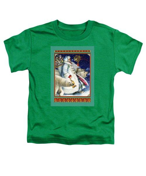 Polar Magic Toddler T-Shirt
