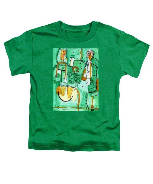 Reflective #8 Toddler T-Shirt