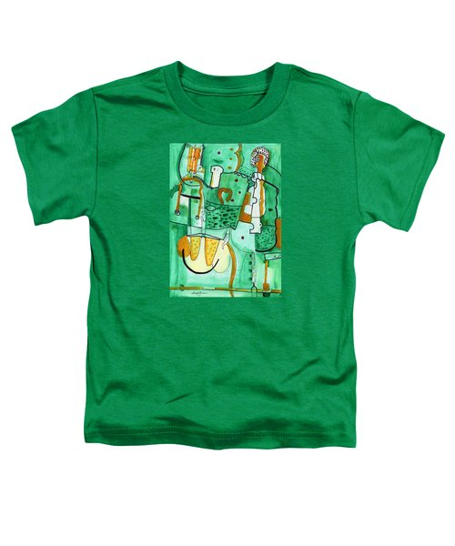 Reflective #8 Toddler T-Shirt