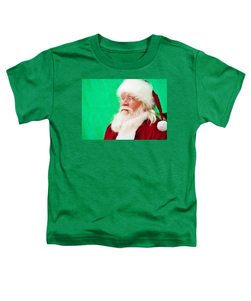 Santa Toddler T-Shirt