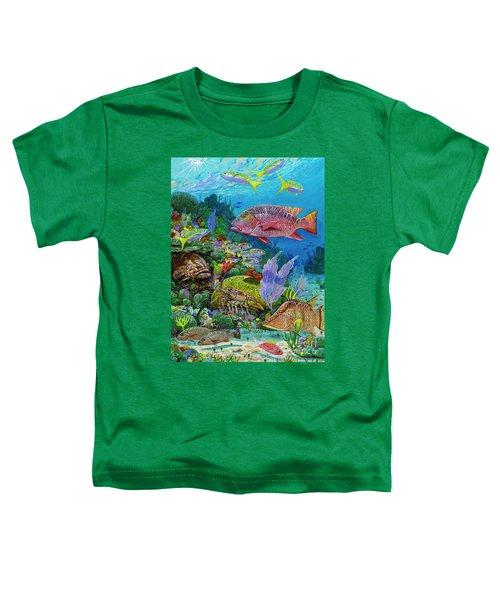 Snapper Reef Re0028 Toddler T-Shirt
