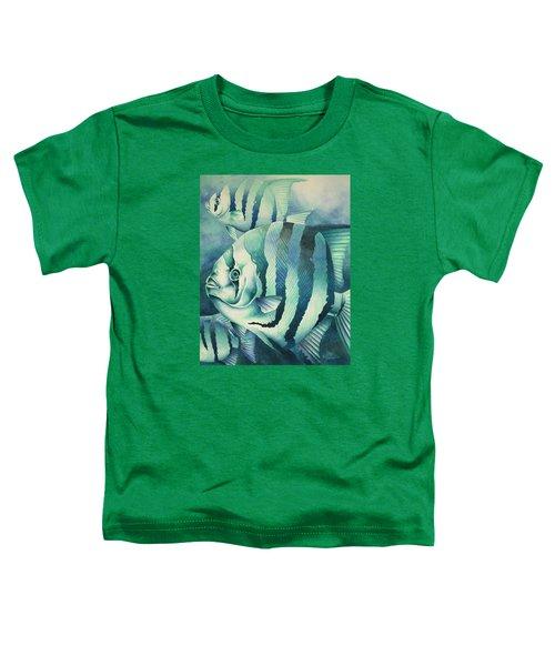 Spadefish Toddler T-Shirt