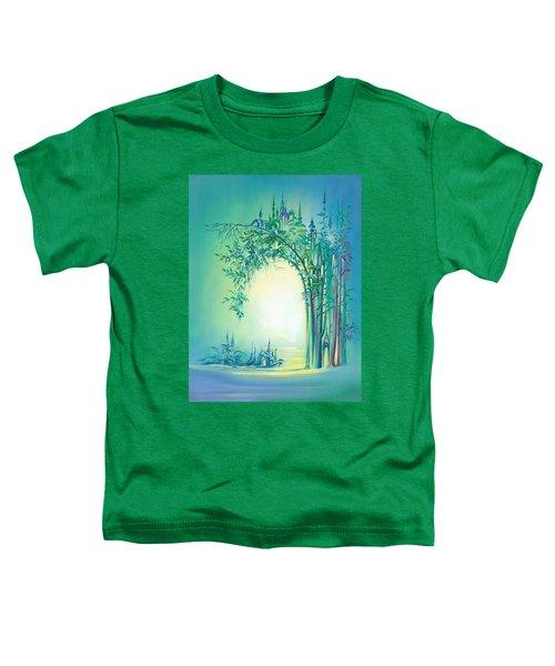 The Boundary Bush Toddler T-Shirt