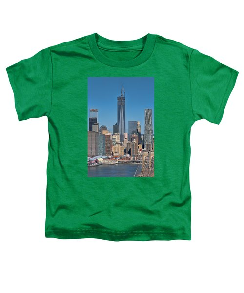Topping Out Toddler T-Shirt