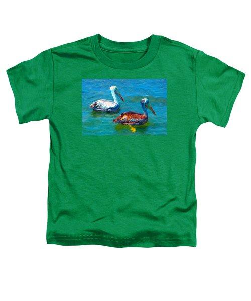 Total Focus Toddler T-Shirt