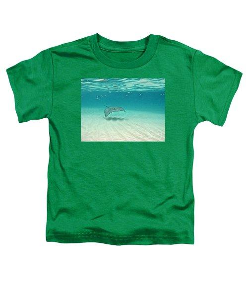 Underwater Flight Toddler T-Shirt