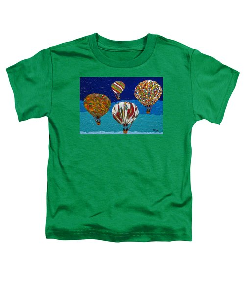 Up Up And Away Toddler T-Shirt